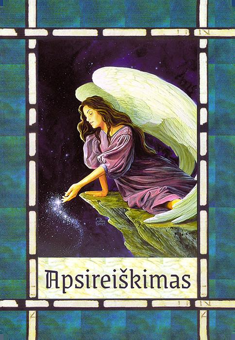 Apsireiškimas (angelų kortos)