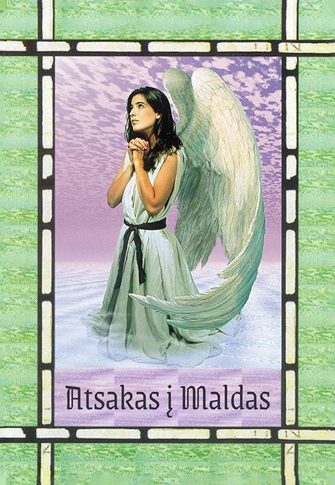 Atsakas į Maldas (Angelų kortos reikšmė)
