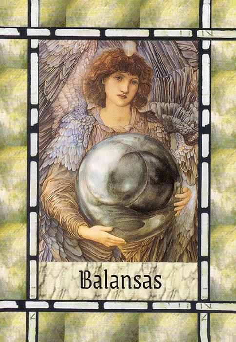 Balansas (Angelų kortos reikšmė)