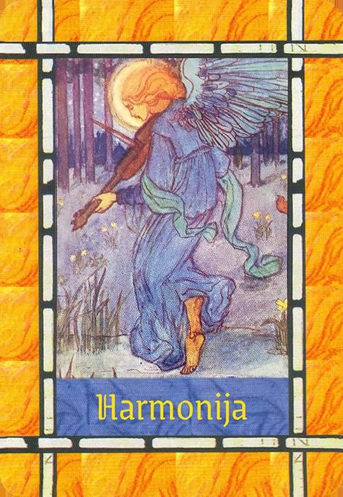 Harmonija (Angelų kortos reikšmė)