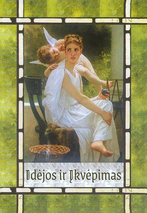 Idėjos ir Įkvėpimas (Angelų kortos reikšmė)