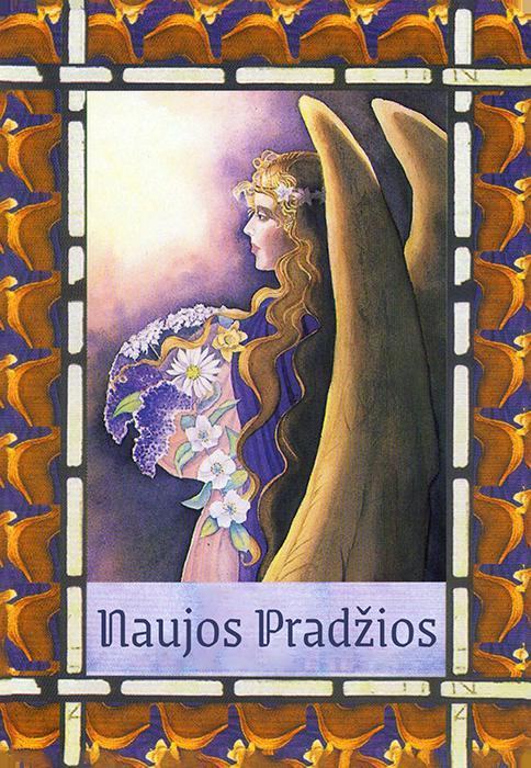 Naujos Pradžios (Angelų kortos reikšmė)
