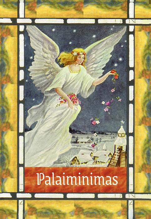 Palaiminimas (Angelų kortos reikšmė)