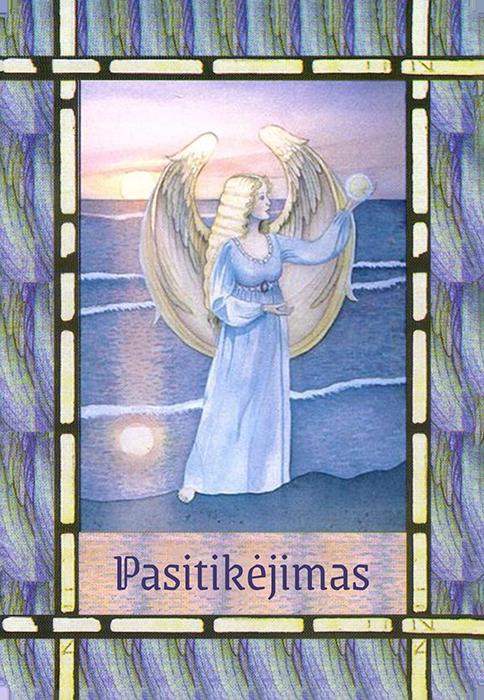 Pasitikėjimas (Angelų kortos reikšmė)