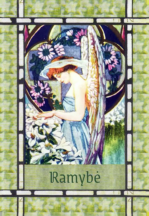 Ramybė (Angelų kortos reikšmė)
