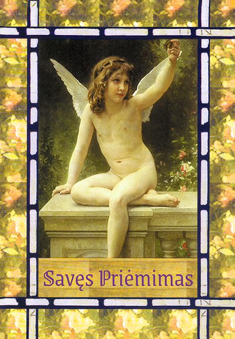 Savęs Priėmimas (Angelų kortos reikšmė)
