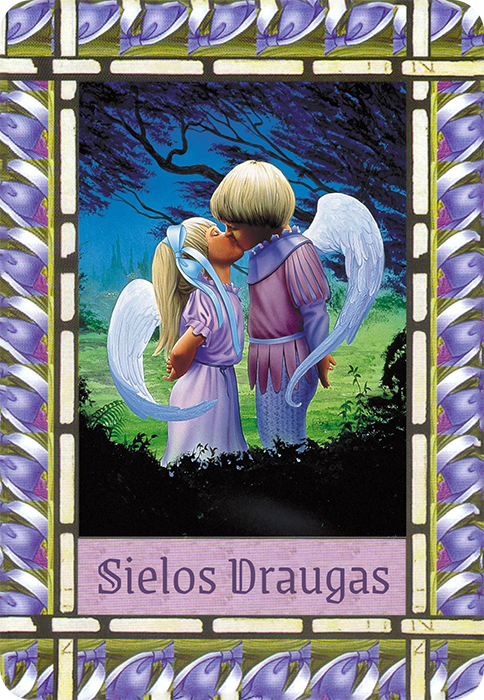 Sielos Draugas (Angelų kortos reikšmė)