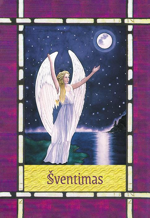 Šventimas (Angelų kortos reikšmė)