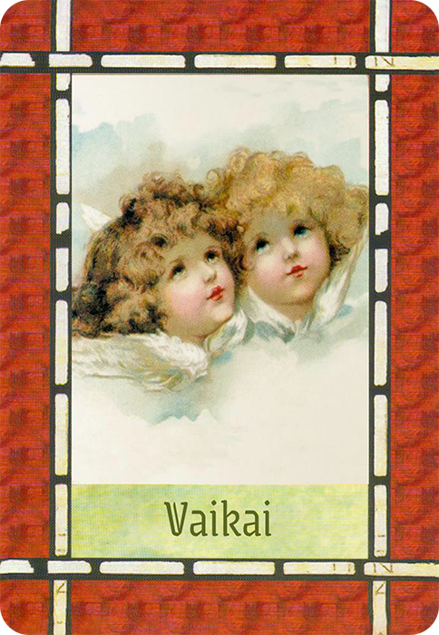 Vaikai (Angelų kortos reikšmė)