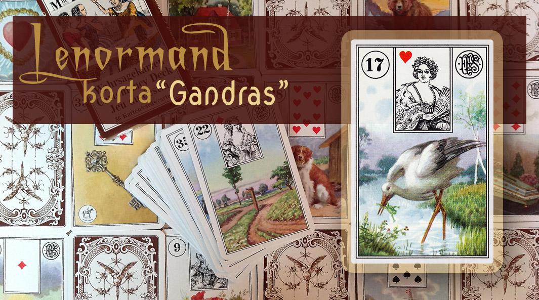 Marijos Lenormand Gandras