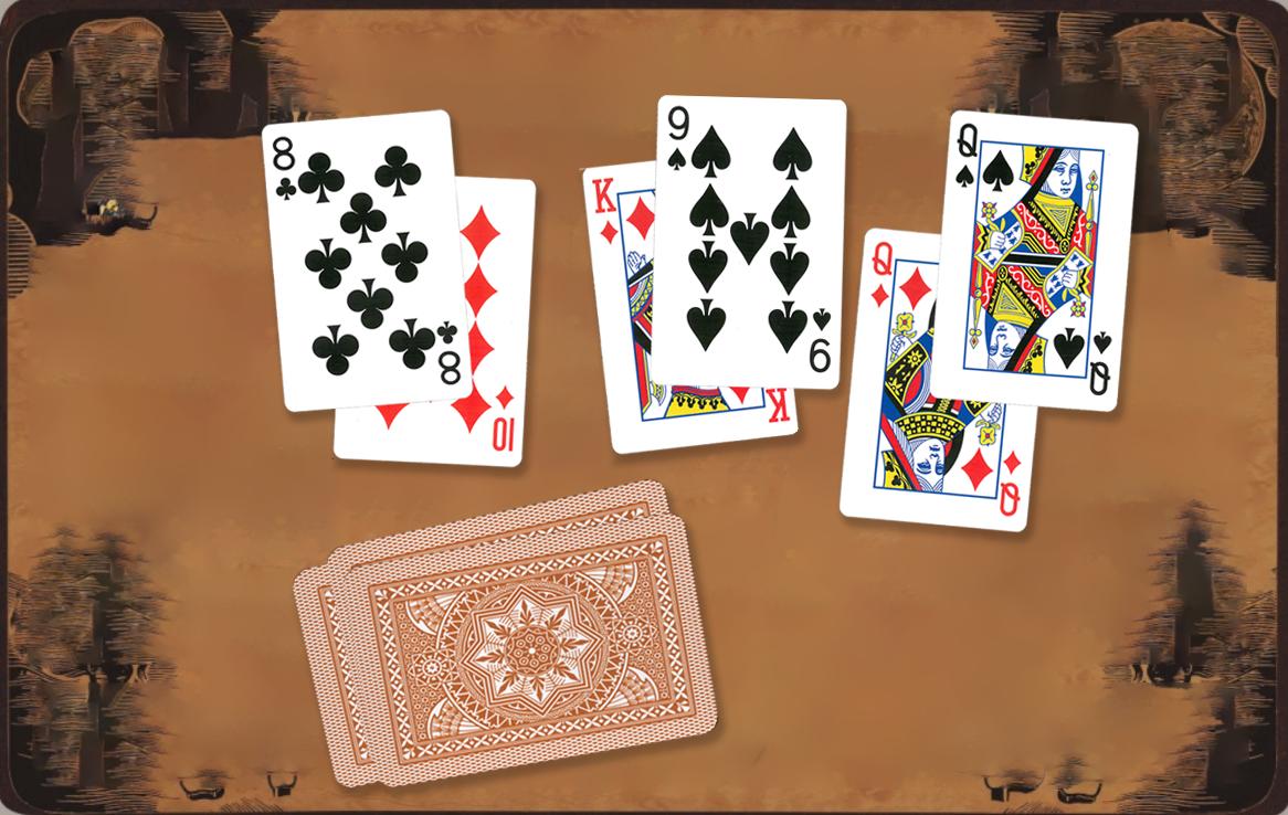 Būrimai žaidimo kortomis