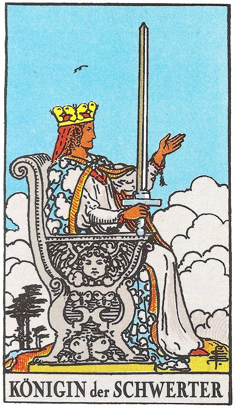 Kardų karalienė
