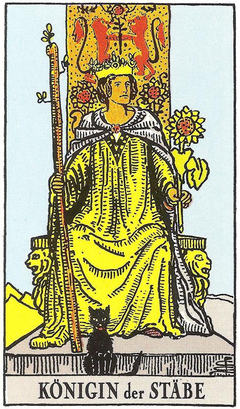 Lazdų karalienė